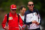 F1   2012年にフェラーリF1への移籍が決まっていたクビカ。「今はそのことを辛く感じる」