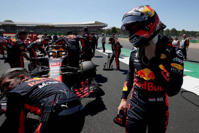 オーストリアで優勝を果たしたマックス・フェルスタッペンは続くイギリスGPはリタイア