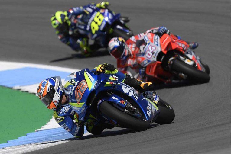 MotoGP | MotoGP:前戦2位のリンス、ドイツでも「ポジティブな結果で終わりたい」
