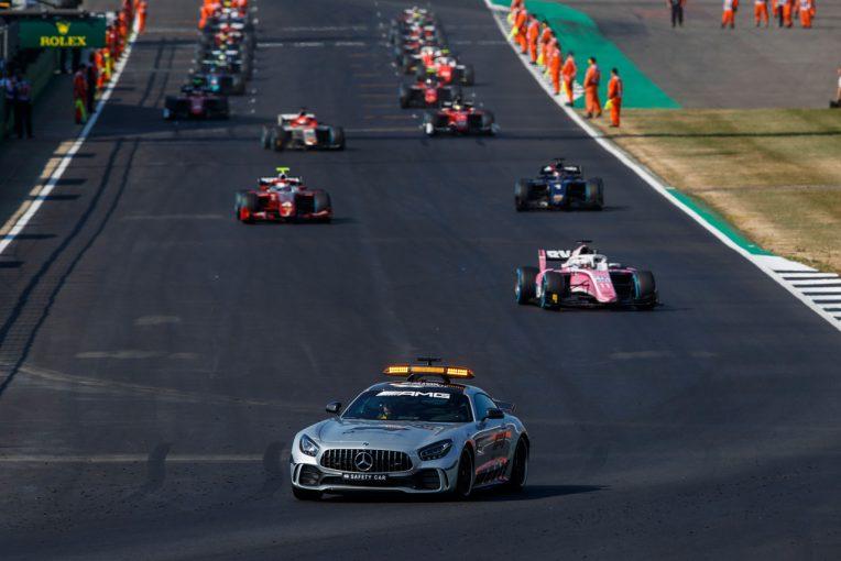 海外レース他 | FIA F2:ストール多発の原因を特定。次戦ハンガリーからスタンディングスタート復活へ