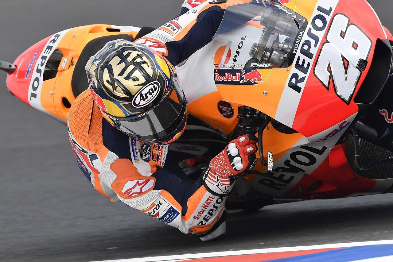 MotoGP:ダニ・ペドロサ現役引退を発表。「レースを愛しているからこそ非常に困難な決断だった」