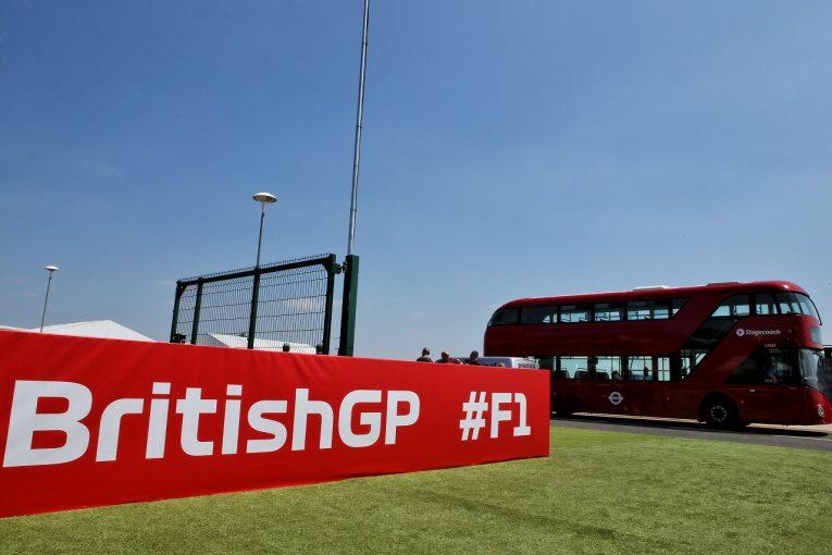 F1 | SNS特集F1イギリスGP:ハミルトンとライコネンに遺恨なし。トロロッソ・ホンダのハートレー、大クラッシュの瞬間