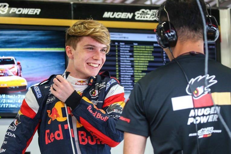 F1 | レッドブル、トロロッソ・ホンダのドライバー候補としてティクトゥムの育成に努める。F1テストへの起用を検討中