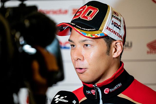 MotoGP:中上、ポール獲得経験もあるドイツGPは、タイムがかなり接近するため「チャンスがある」