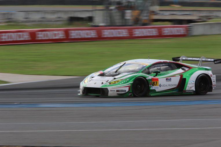 リーガルフロンティア ランボルギーニGT3