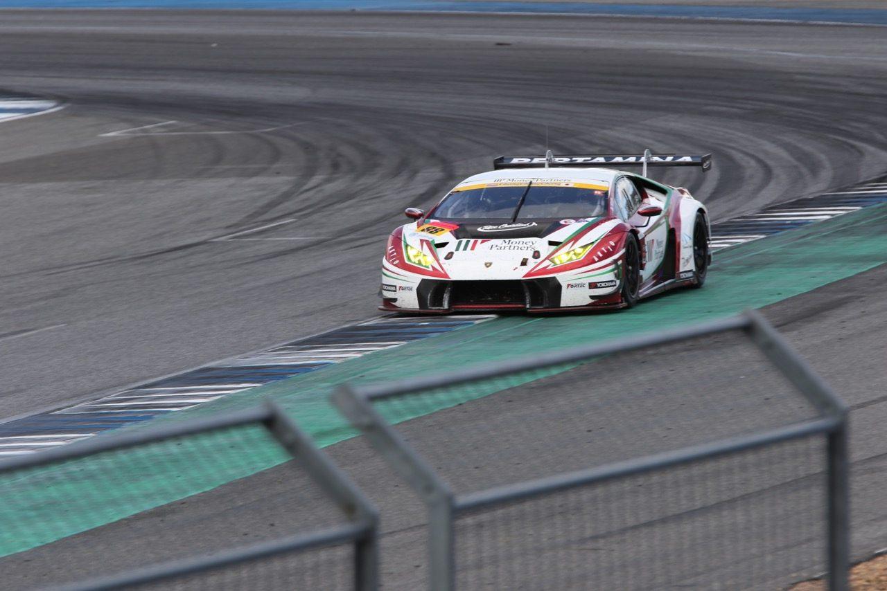 JLOC 2018スーパーGT第4戦タイ レースレポート