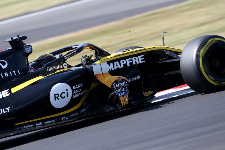 F1   「ルノーF1にとっての脅威はマクラーレンではなくハース」とヒュルケンベルグ