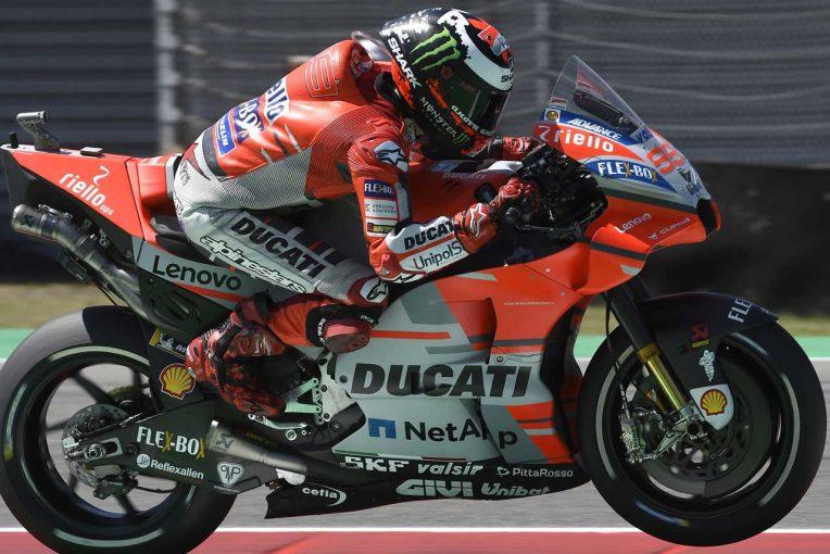 MotoGP   【タイム結果】2018MotoGP第9戦ドイツGPフリー走行2回目