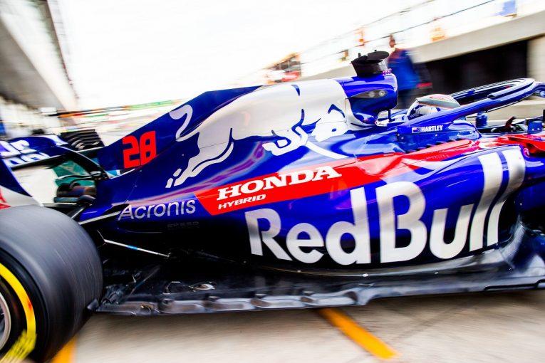 F1   「ホンダが自信を取り戻したことが、パフォーマンス向上につながっている」とトロロッソTD