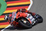 MotoGP | MotoGPドイツGP初日:ロレンソがトップタイム、ペトルッチが2番手とドゥカティ好調。中上は総合7番手