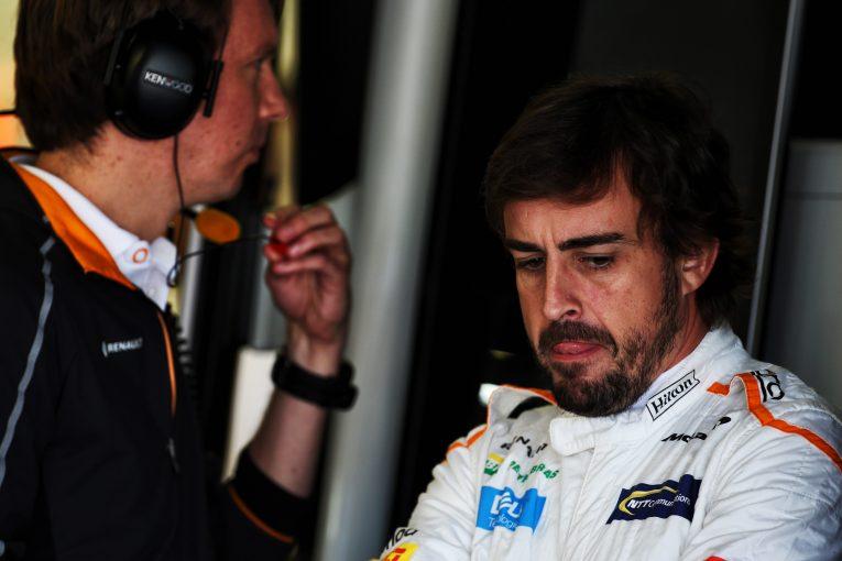 F1 | アロンソ、F1のポイントシステム変更案に懸念。「ドライバーから達成感を奪いかねない」