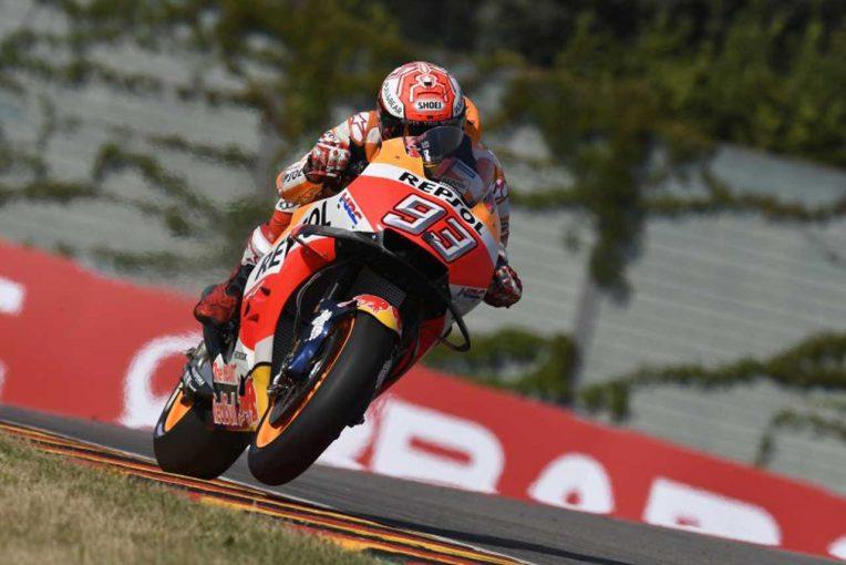 MotoGP | 【順位結果】2018MotoGP第9戦ドイツGP予選
