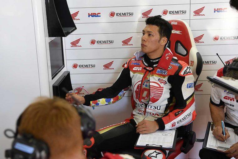 MotoGP | MotoGP:中上、4列目から迎えるドイツGP決勝は過酷な戦いになると予想。「みんながリヤグリップに苦戦している」