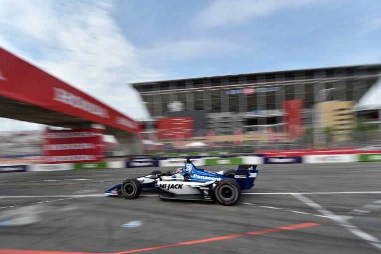 海外レース他 | 【順位結果】インディカー第12戦トロント予選総合結果