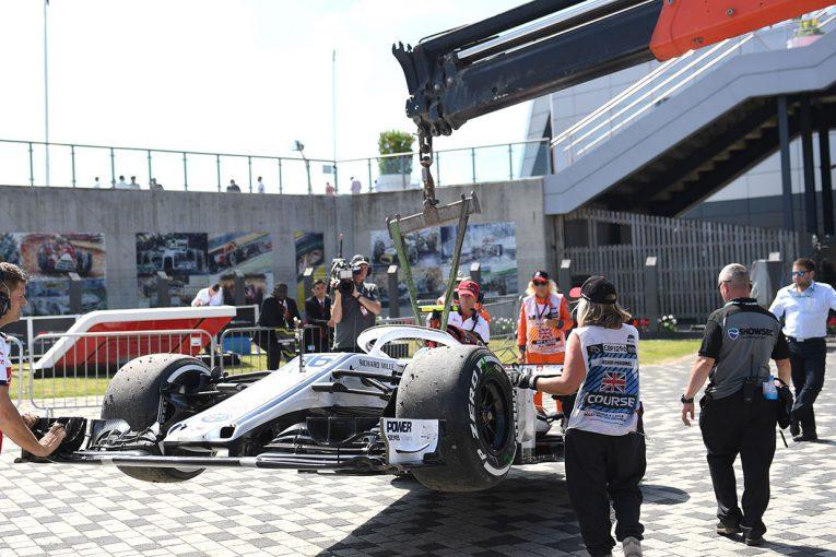 F1 | FIA「シルバーストンでのクラッシュは、ドライバーがDRSの使用を選択した結果」