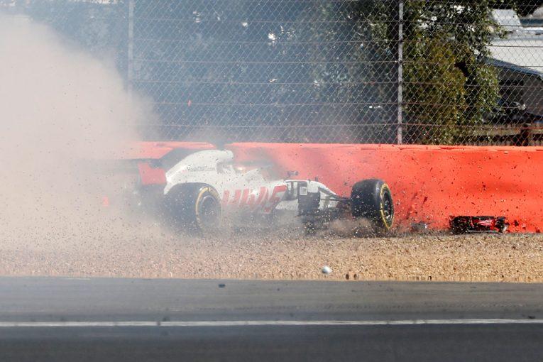 F1 | F1 Topic:シルバーストンのDRSを活用する過程で起きたふたつのクラッシュ