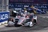 インディカー第12戦トロント:ミスのない走りでディクソンが王者へ邁進。琢磨は悔しい結果に