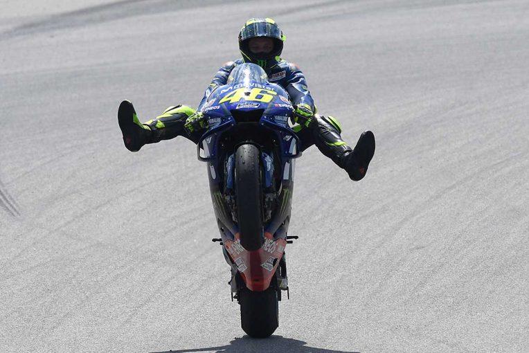 MotoGP | MotoGP:ロッシ、ドイツGPで今季最上位の2位獲得。「去年のフォルガーと同じことをしようと自分に言い聞かせた」