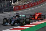 F1 | ブリアトーレ、ハミルトンの今季F1タイトル獲得を信じる。「彼はベッテルよりも強い」