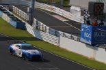 スーパー耐久第4戦AP:24号車スリーボンド日産自動車大学校GT-Rが完勝