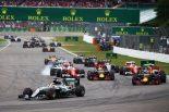 F1 | 2018年F1第11戦ドイツGP、TV放送&タイムスケジュール