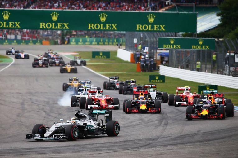 2018年F1第11戦ドイツGP、TV放送&タイムスケジュール