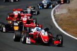 レース1~2はラルフ・アーロン(プレマ・セオドール・レーシング)が連勝