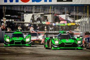 エクストリーム・スピード・モータースポーツが走らせる2台のニッサンDPi