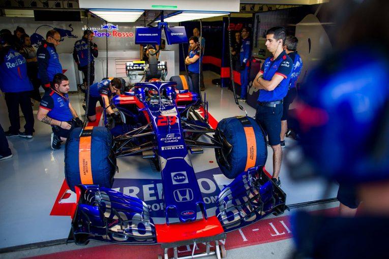 F1 | レッドブル、ホンダに今季中の大幅改善望む。「トロロッソのペナルティを気にせず積極的にPUアップグレードを」