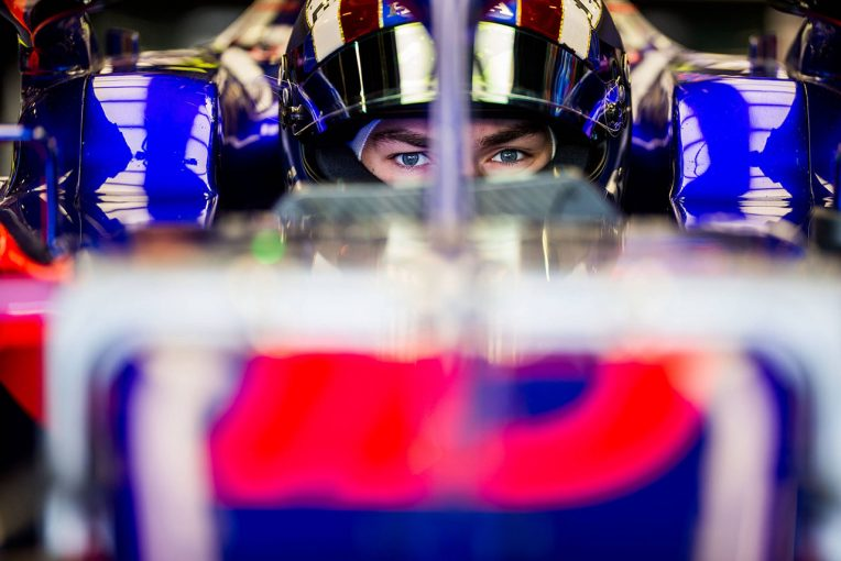 F1 | イギリスGP後にガスリーがこぼした「0.9秒遅い」現状への不満と誤解【トロロッソ・ホンダF1コラム】
