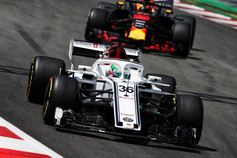 F1 | ザウバーF1、アントニオ・ジョビナッツィをドイツGPの金曜フリー走行に起用