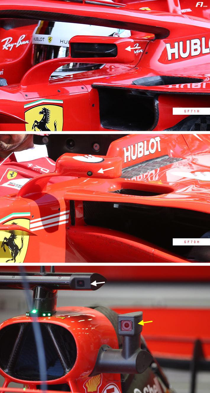 F1イギリスGP技術解説