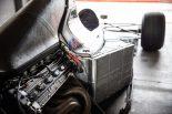 ミナルディM191Bに搭載されたランボルギーニ製V12エンジン