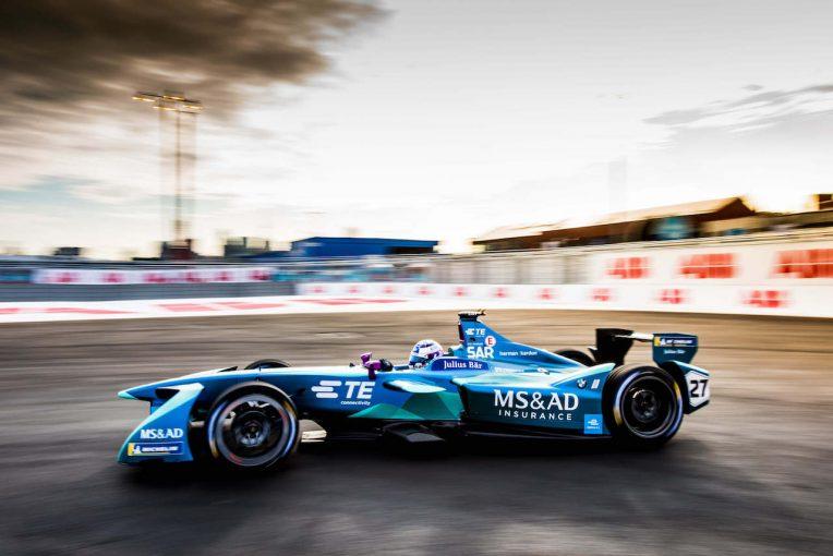 海外レース他 | フォーミュラE:12月からワークス参戦のBMW「チームとフォーミュラEにとって新時代の幕開け」