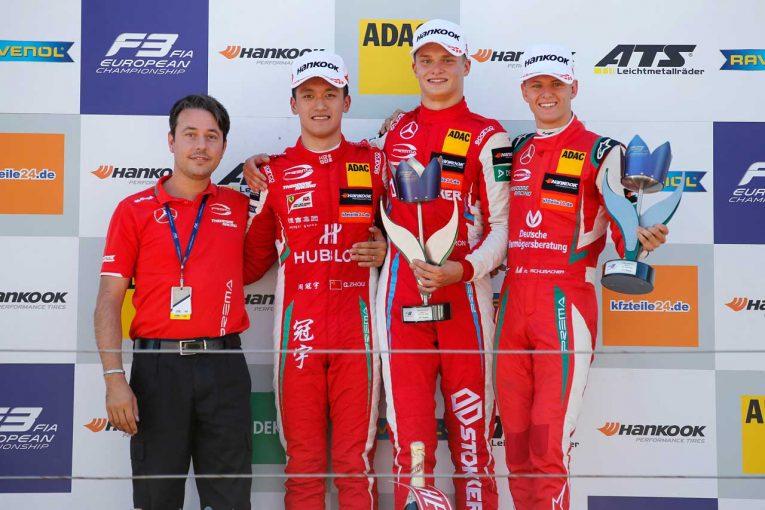 海外レース他 | プレマ・セオドール・レーシング 2018ヨーロピアンF3第4大会ザントフールト レースレポート
