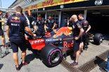 F1   リカルド、ドイツGPでパワーユニット交換か「グリッド降格の可能性が高い」