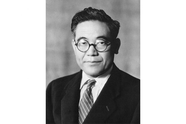 インフォメーション   トヨタ自動車創業者の豊田喜一郎氏が米国自動車殿堂入り