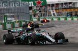 F1 | メルセデスF1と契約延長のハミルトン、ライバルチームからオファーがあったことを認める