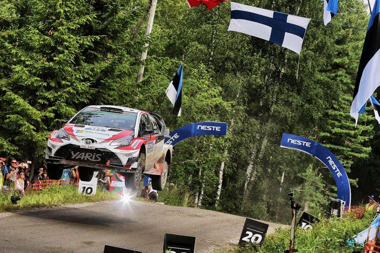 ラリー/WRC | WRC:トヨタ、2連覇目指しホームのフィンランド戦へ。「去年の再現が今年の目標」とマキネン