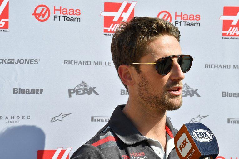 F1 | 勝てるマシンを切望するグロージャン「F1世界チャンピオンの夢が、遠ざかりつつある」
