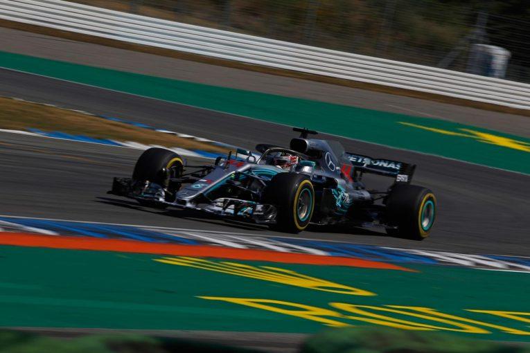 F1 | 【タイム結果】F1第11戦ドイツGP フリー走行1回目