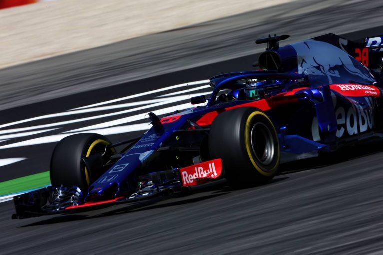 F1 | 【タイム結果】F1第11戦ドイツGP フリー走行2回目
