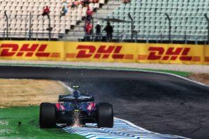 2018年F1第11戦ドイツGP ピエール・ガスリー