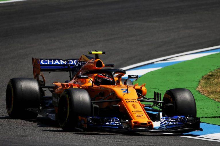 F1 | マクラーレンとの契約更新を望むバンドーン「1年半、結果の出ないマシンでやれることはやってきた」
