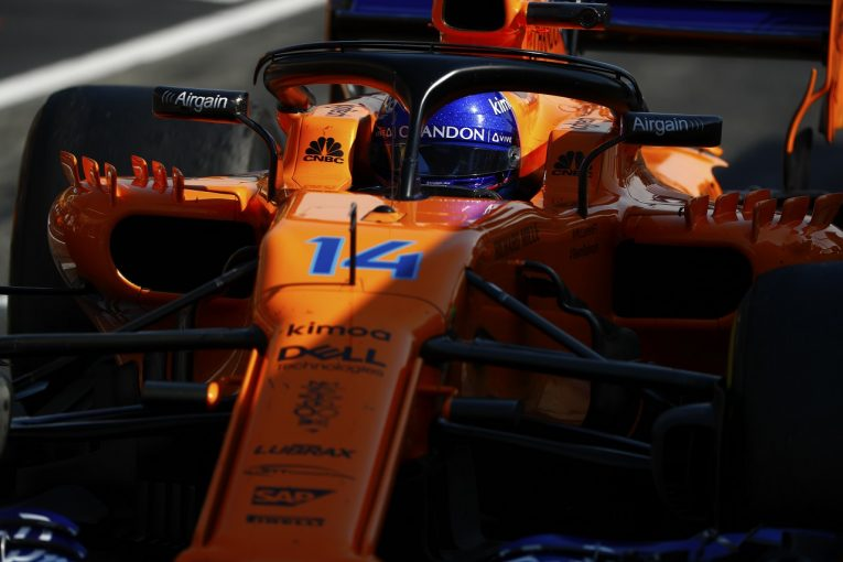 F1 | アロンソ「ハンガリー以降に向けたテストに集中。予選でポジションを大幅に上げたい」:F1ドイツGP金曜