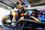 F1 | リカルド、PU交換でグリッド降格が確定「マシンは速い。決勝ではオーバーテイクを楽しむよ」:F1ドイツGP金曜