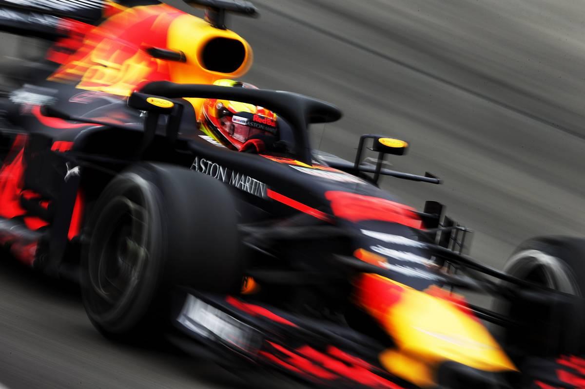 2018年F1バルセロナインシーズンテストに起用されたジェイク・デニス レッドブル シミュレーター開発ドライバー