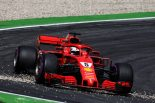 2018年F1第11戦ドイツGP セバスチャン・ベッテル