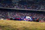 F1 | トロロッソ「Q2進出まで0.05秒以下だった。タイヤマネジメントのうまさを生かし、決勝でライバルたちに勝ちたい」:F1ドイツGP土曜