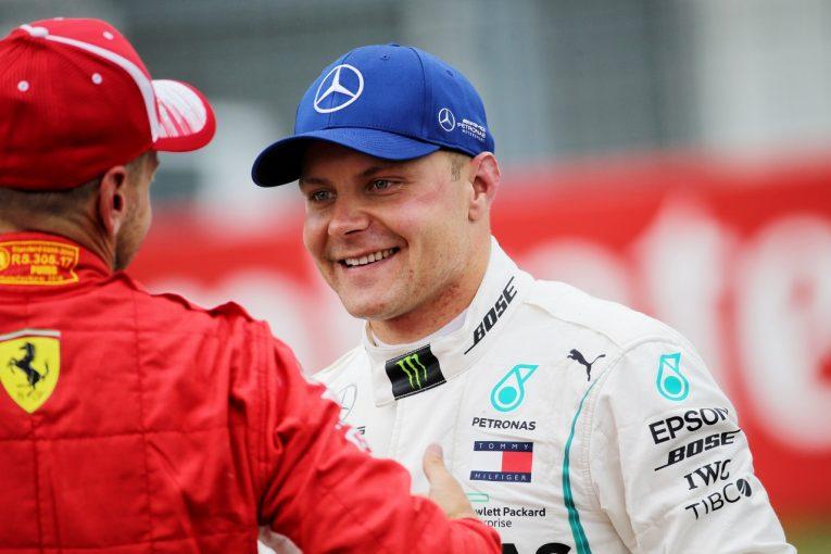 F1   ボッタス2番手「今日はフェラーリの方が速かったが、明日トップの座を奪いたい」:F1ドイツGP土曜